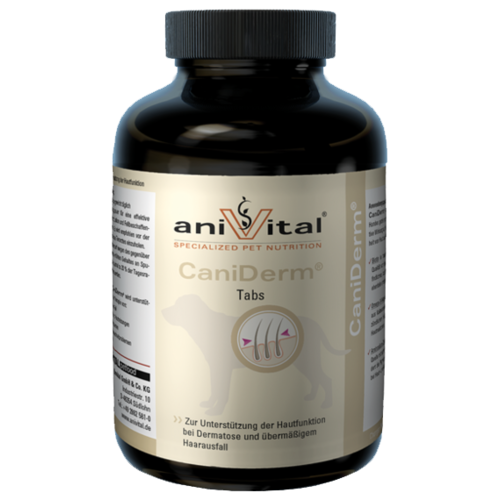 Витамины Anivital CaniDerm 520 г 225 шт.