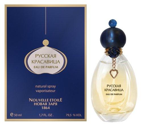 Новая Заря La Belle de Russie Eau de Parfum