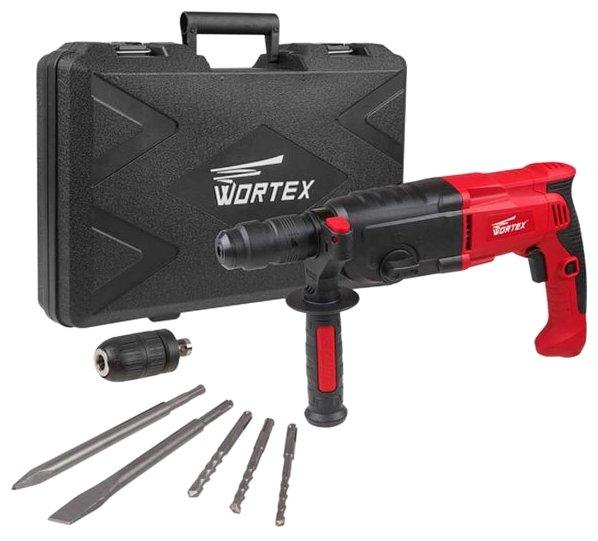 Перфоратор сетевой Wortex RH 2829 X (3.2 Дж)
