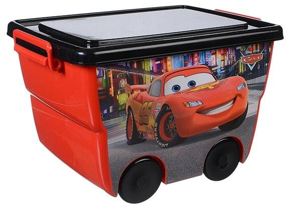Контейнер IDEA Disney на колесах 24 л (М 2550-Д)