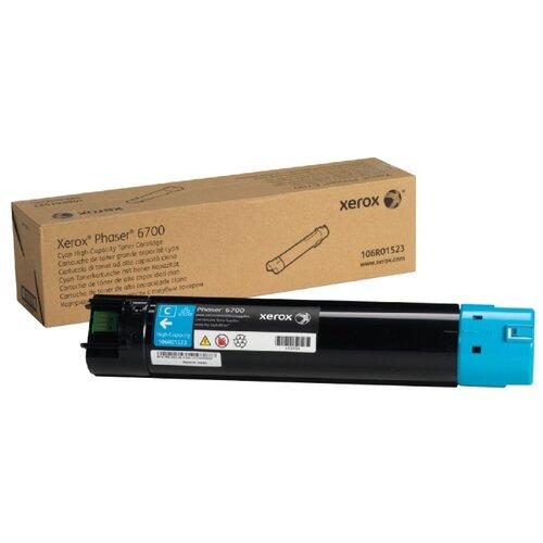 Фото - Картридж Xerox 106R01523 картридж xerox 106r01523 для xerox ph 6700 голубой