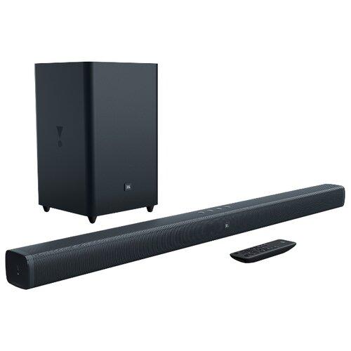 Купить Саундбар JBL Bar 2.1 черный