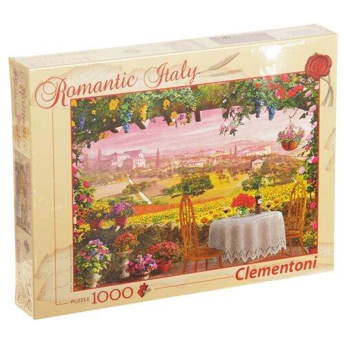 цена на Пазл Clementoni Romantic Italy Доминик Дэвисон Тоскана (39260), 1000 дет.