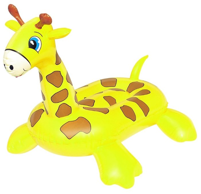 Надувная игрушка Bestway Жираф матрас 41082 BW