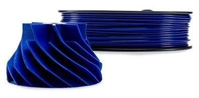 ABS пруток Ultimaker 2.85 мм синий