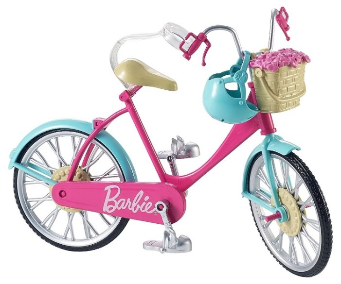 Barbie велосипед (DVX55)