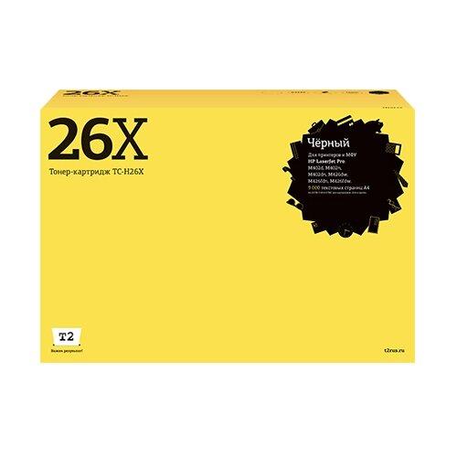 Фото - Картридж T2 TC-H26X, совместимый картридж t2 tc k895m совместимый