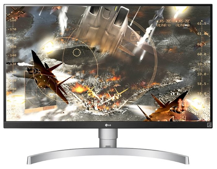 LG Монитор LG 27UK650