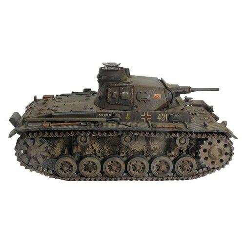 Купить Сборная модель ZVEZDA Немецкий средний танк T-III (F) (3571) 1:35, Сборные модели