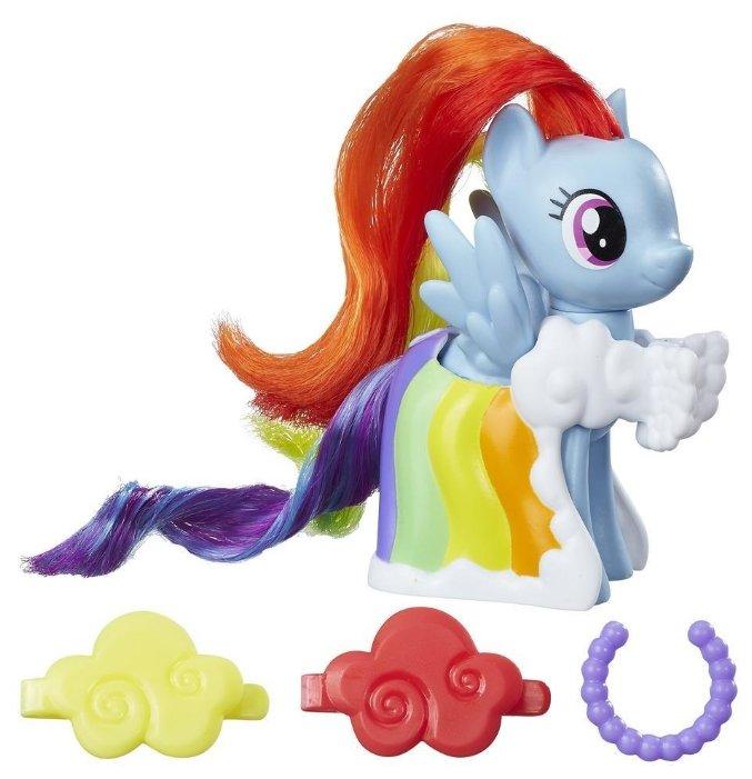 Фигурка Hasbro Пони-модница Rainbow Dash B9622