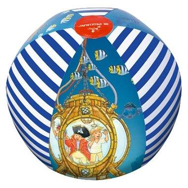 Мяч надувной Spigelburg Capt'n Sharky 13825