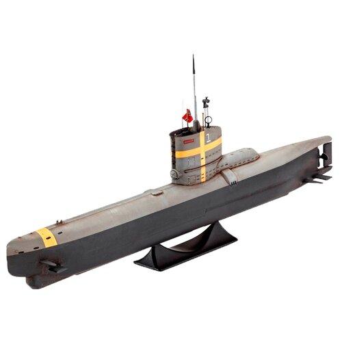 Сборная модель Revell German Submarine TYPE XXIII (05140) 1:144 franz fügner livius xxi xxiii mit verweisungen auf casars bellum gallicum german edition