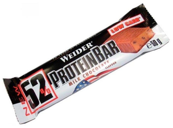 Weider протеиновый батончик 52% (50 г)(1 шт.)