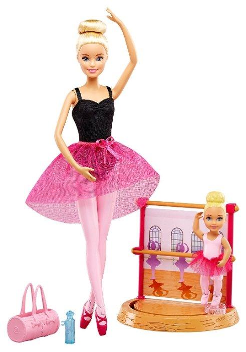 Набор Barbie Инструктор балета, DXC93