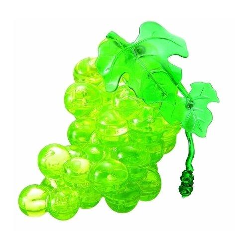 Фото - 3D-пазл Crystal Puzzle Зеленый виноград (90220), 46 дет. 3d пазл crystal puzzle дельфин 91004 95 дет