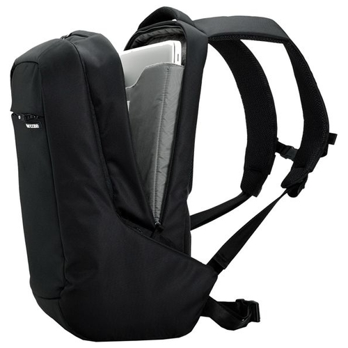 The incase nylon backpack to above told