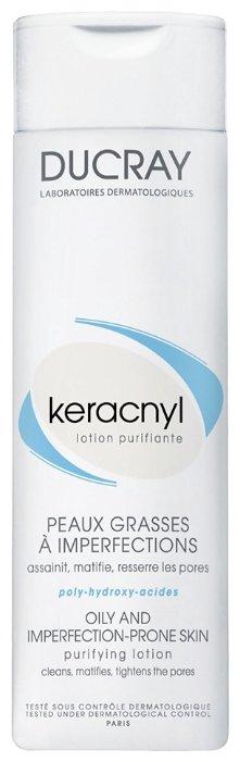 Ducray Keracnyl Очищающий лосьон Lotion purifiante