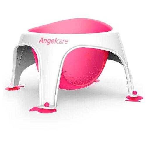 Стул для купания AngelCare Bath ring BR-01 розовый фото