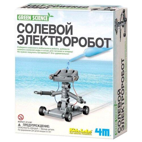 Набор 4M Солевой электророботНаборы для исследований<br>
