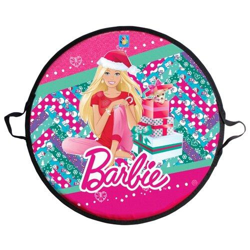 цена на Ледянка 1 TOY Barbie (Т58482) розовый