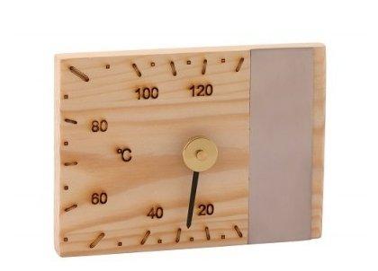 Термометр для бани и сауны SAWO (Саво) 95-TED (Кедр (D), 150x95 мм)