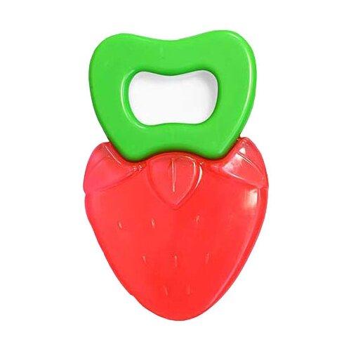 Купить Прорезыватель Lubby Клубничка красный, Погремушки и прорезыватели