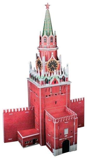 3D-пазл CubicFun Спасская башня (C118h), 33 дет.