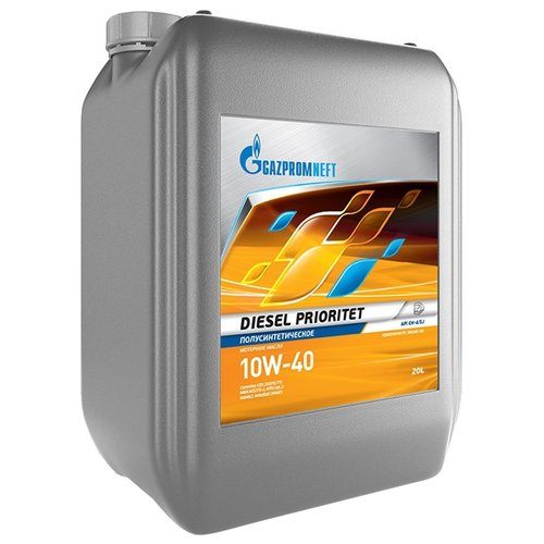 Моторное масло Газпромнефть Diesel Prioritet 10W-40 20 л