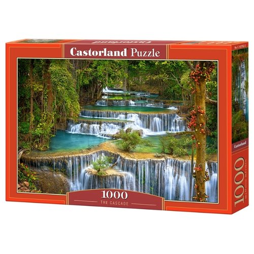 Купить Пазл Castorland The Cascade (C-103782), 1000 дет., Пазлы