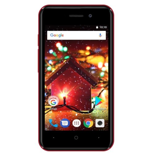 Смартфон DIGMA HIT Q401 3G красный смартфон