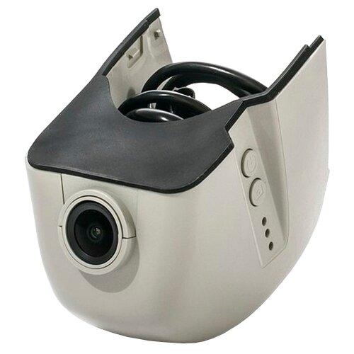 Видеорегистратор AVEL AVS400DVR (#108) для AUDI, 2 камеры, GPS серый