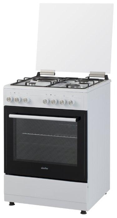 Комбинированная плита Simfer F66EW33017
