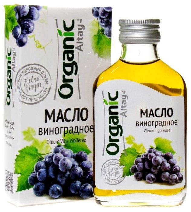 Масло виноградное Organic 100 мл