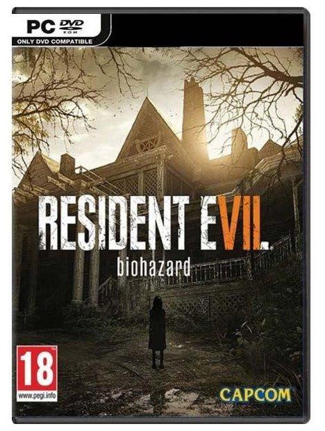 Resident Evil 7: Biohazard (с поддержкой PS VR) [PS4, русские субтитры]