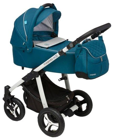 Универсальная коляска Baby Design Lupo Comfort 2015 (2 в 1)