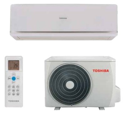 Сплит-система Toshiba RAS-12U2KH3S-EE / RAS-12U2AH3S-EE