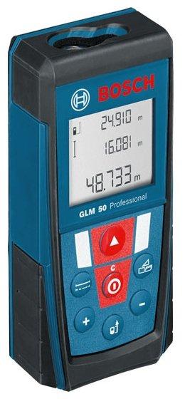 Лазерный дальномер BOSCH GLM 50 Professional