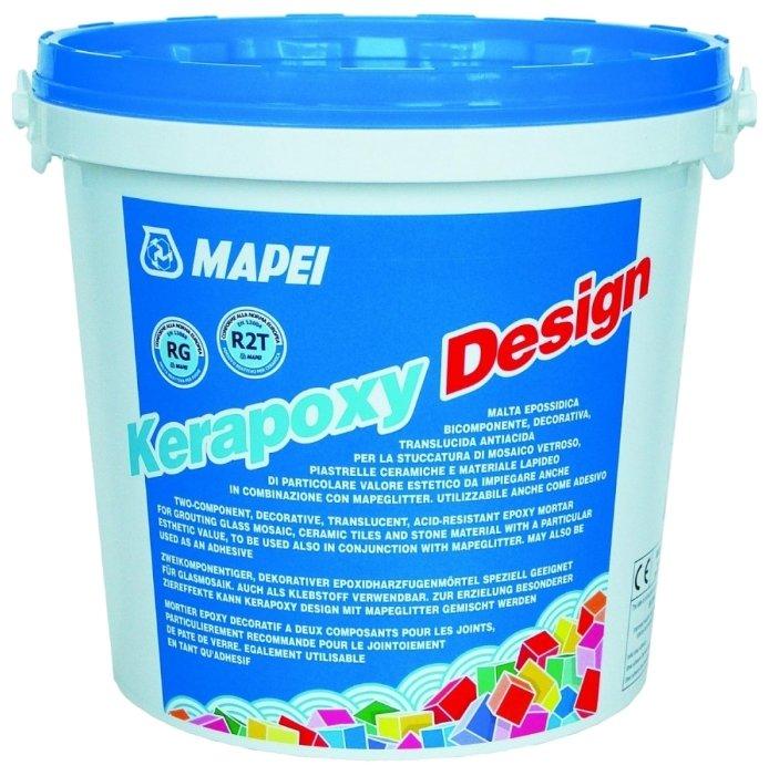 Затирка Mapei Kerapoxy Design 3 кг