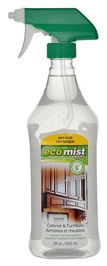 Eco mist Средство для чистки мебели и уборки в кабинете