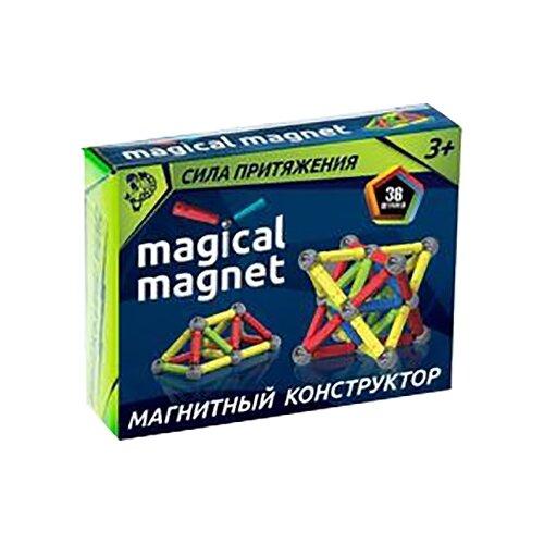 Магнитный конструктор Zabiaka Magical Magnet 1371060-36