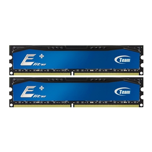 Оперативная память Team Group Elite Plus DDR2 800 DIMM 8GB CL5 (Kit 2*4GB) Модули памяти