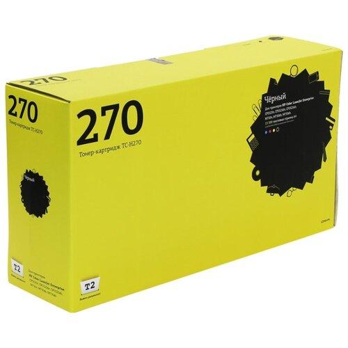 Фото - Картридж T2 TC-H270, совместимый картридж t2 tc k170 совместимый