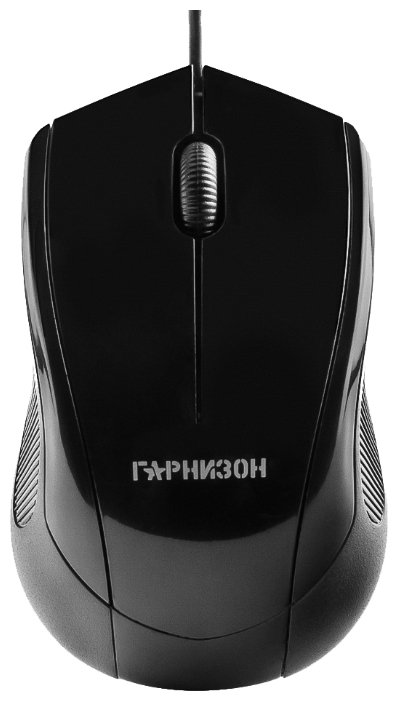 Мышь Гарнизон GM-200 Black USB