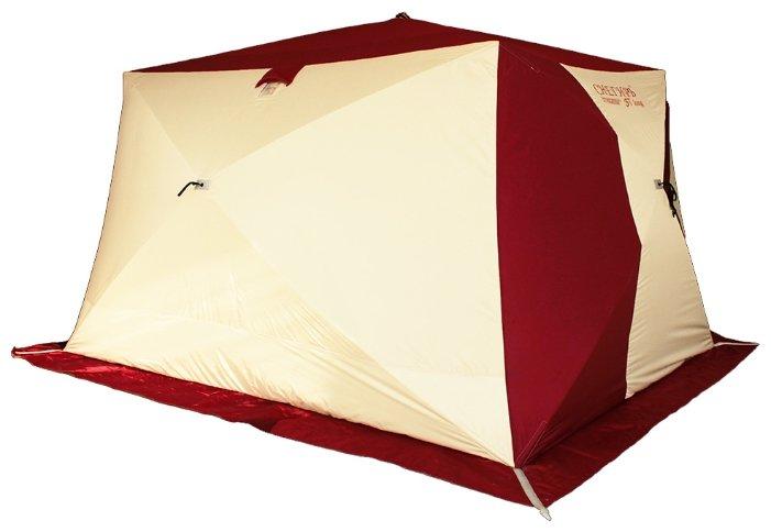 Палатки зимние снегирь 2т