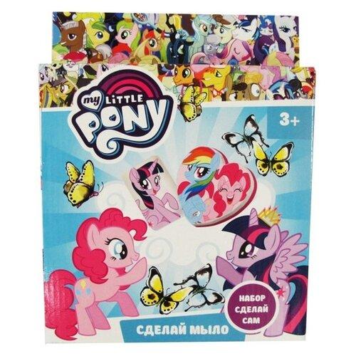 CENTRUM Набор для изготовления мыла My Little Pony (88490) centrum набор сделай маску my little pony искорка маска стразы