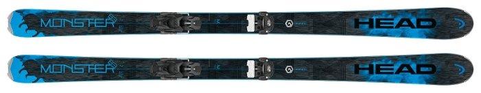 Горные лыжи HEAD Monster 83 Ti (17/18)