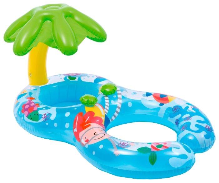 Круг надувной для плавания Intex Мой первый круг 56590
