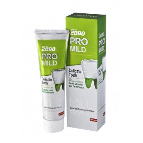 Зубная паста Dental Clinic 2080 Pro Мягкая защита, мята 125 гЗубная паста<br>