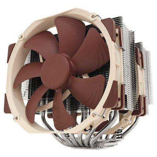 Кулер для процессора Noctua NH-D15 SE-AM4 серебристый/бежевый/коричневый