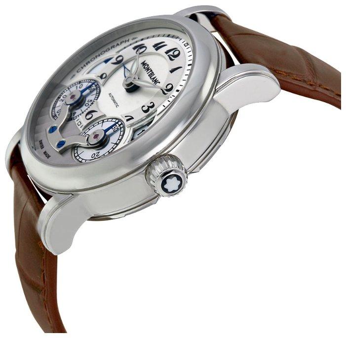 Цвет ремня золотистый 1 серебристый 3 синий 1 черный  montblanc heritage chronometrie  каталог часов женские часы a.